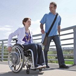 Istoria nebănuită a scaunului cu rotile