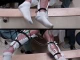 Persoanele complet paralizate isi pot misca picioarele in mod voluntar